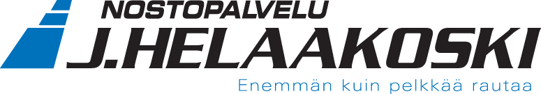 Nostopalvelu J.Helakosken logo