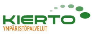 Kierto ympäristöpalvelun logo