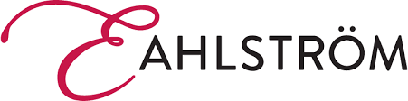 E.Ahlström logo