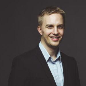 Vakuution toimitusjohtaja Sebastian Savolainen